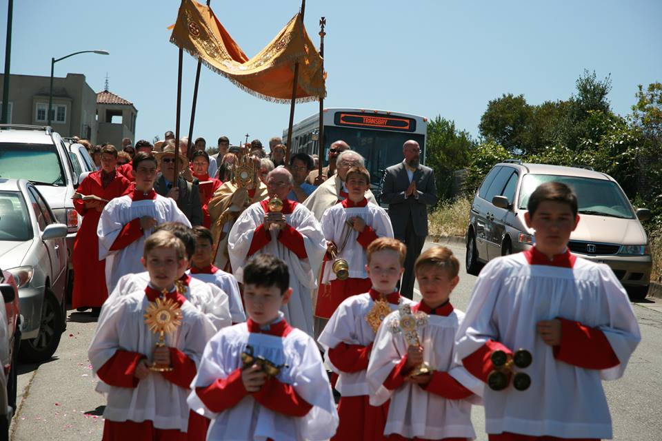 Corpus Christi Sunday 2012